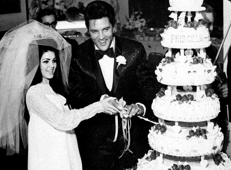 Miłość To Pasja Taka Miłość Jest Jedna Elvis Presley I Priscilla